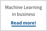 machine learning use in business